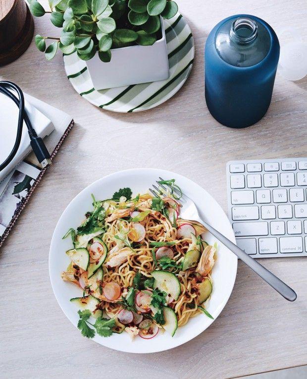 mangiare sano in ufficio ? alimentazioneinequilibrio - Pranzi Sani E Leggeri