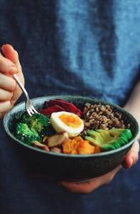 L'equilibrio di un piatto