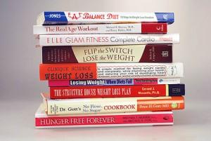 Libri di diete più o meno di moda