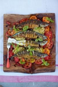 Pesce grigliato, fonte di proteine e grassi buoni
